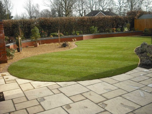 R S Landscaping And Garden Construction