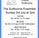 Sudbourne 3 July 2016