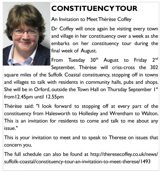 Therese Coffey